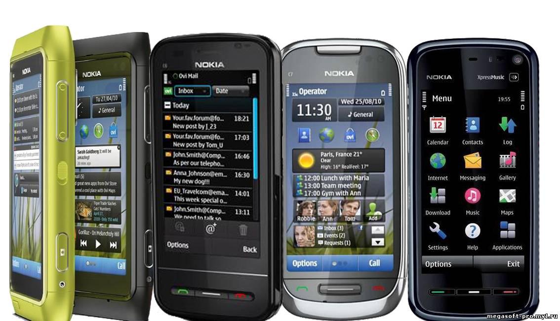 Как взломать смартфон Nokia 5530 и получить сертификат. патч к lineage 2 in
